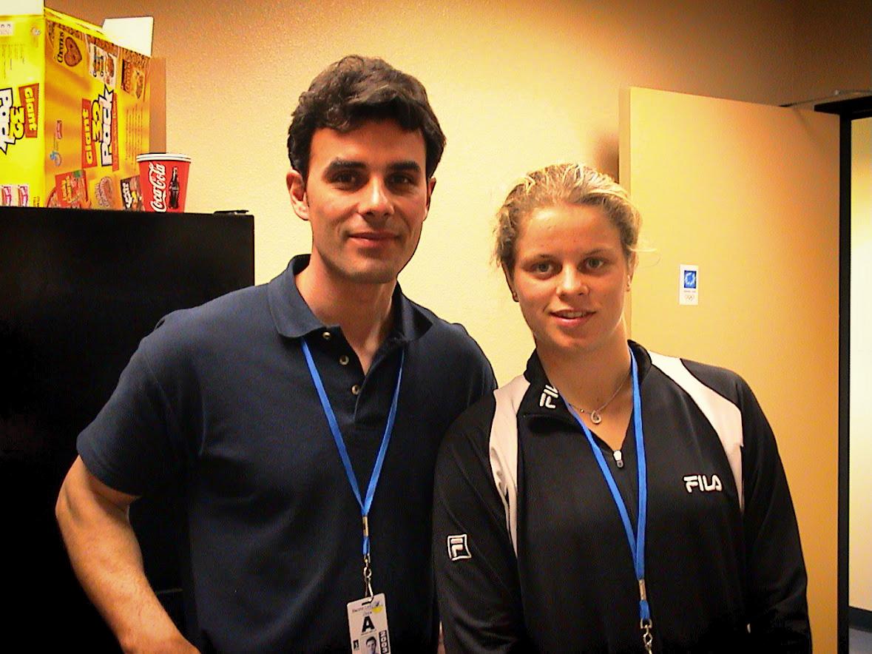 Kim Clijsters at Indian Wells – RacketSpecialist